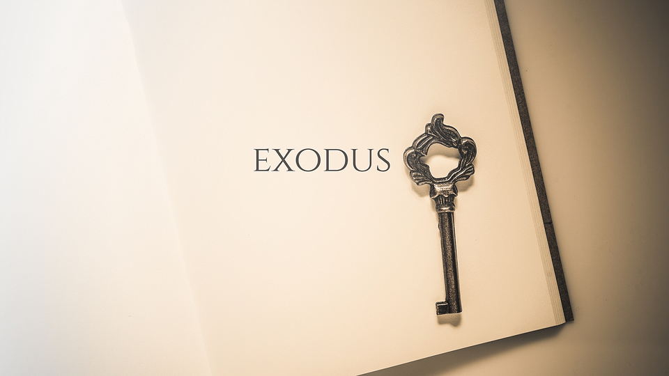 Preaching from Exodus   Preaching Source