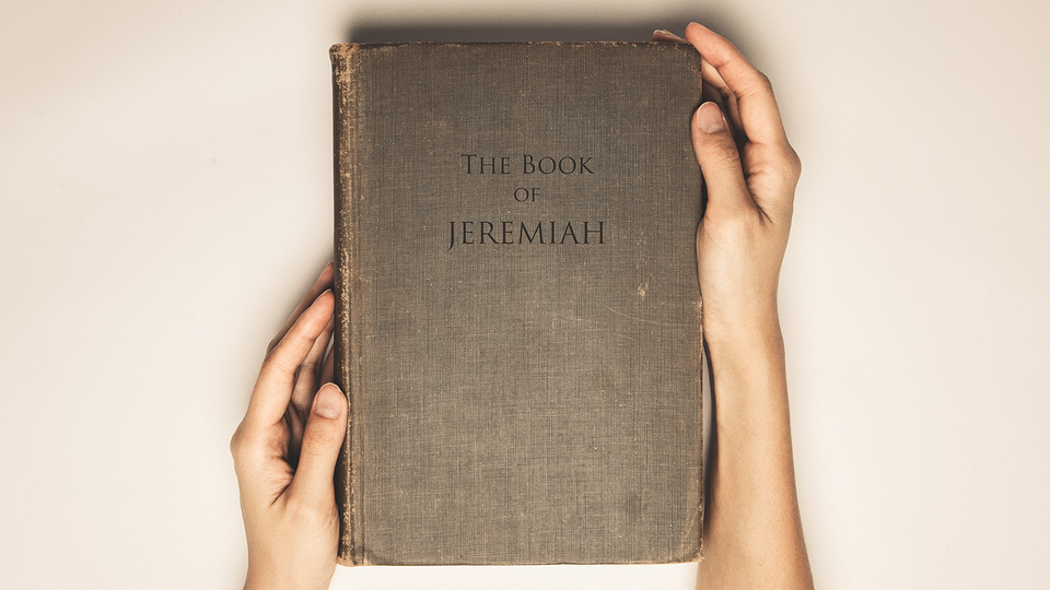Jeremiah Outline And Exposition Preaching Source