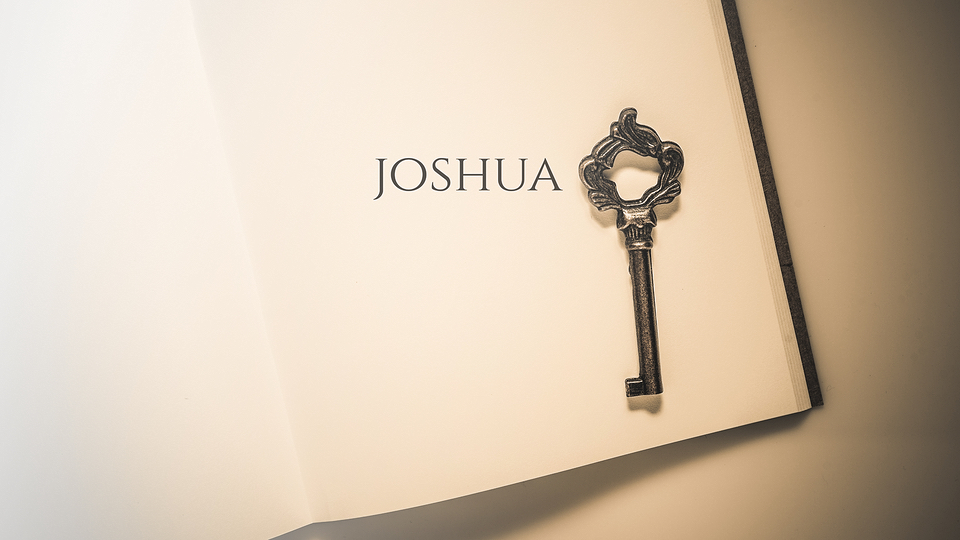 Preaching from the Book of Joshua | Preaching Source