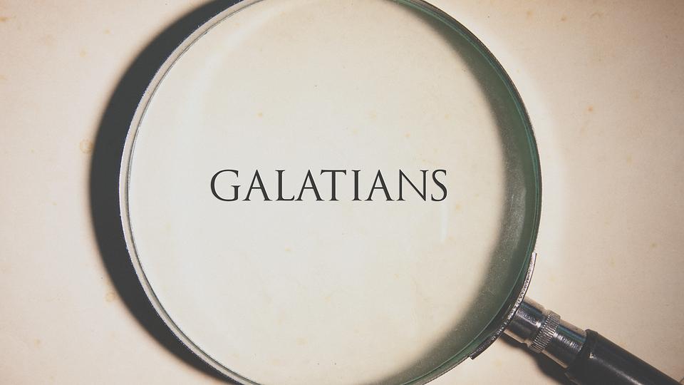 Preaching From Galatians | Preaching Source
